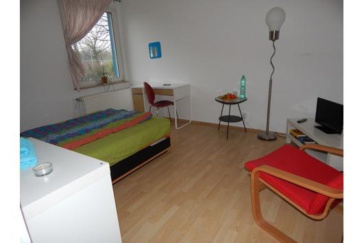 Möbiliertes Zimmer wochen-