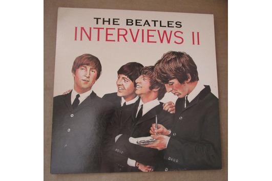 THE BEATLES - INTERVIEWS