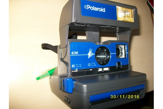 Polaroid Kamera 636