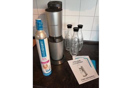 SodaStream Wassersprudler Crystal +