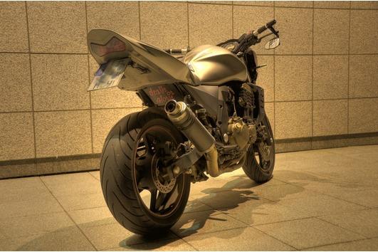 Kawasaki Z750 viele