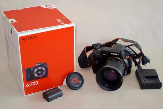 Sony Alpha 700