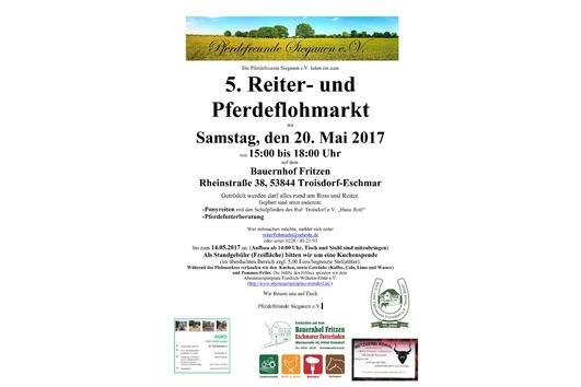 5. Reiter- und