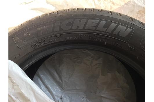 4 Michelin Sommerreifen,