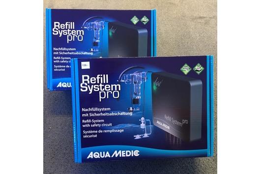 Nachfüllanlage Aqua Medic