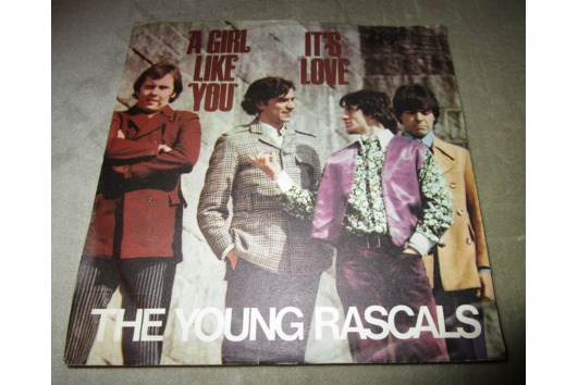The Young Rascals -