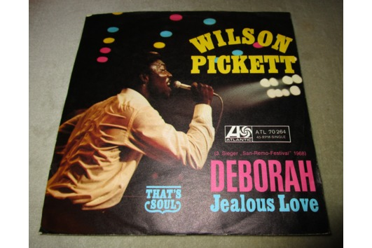 Wilson Pickett - Deborah /