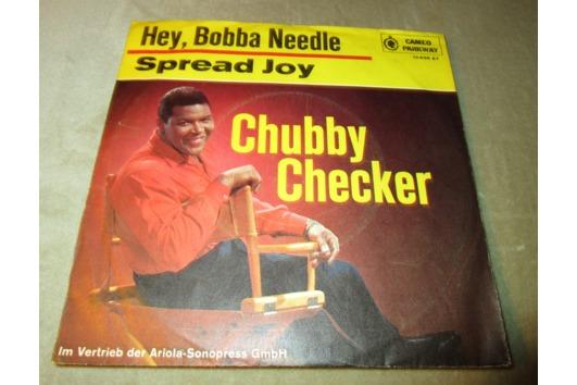 Chubby Checker - Hey,