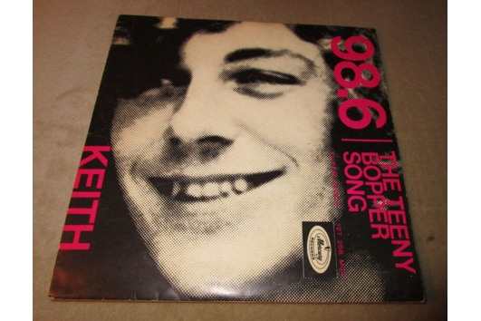 KEITH - 98.6 (