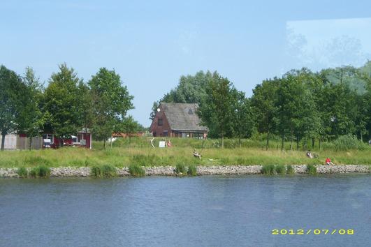 Ferienhaus am Nordostseekanal,