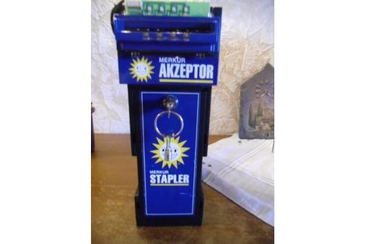 Geldspielautomaten Akzeptor EBA
