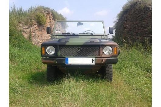 VW Iltis Typ