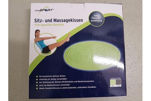 Sitz- und Massagekissen