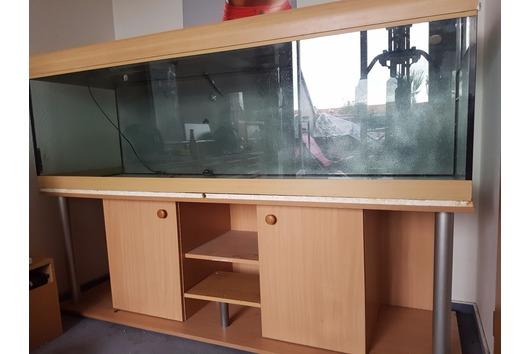 720 Liter Aquarium