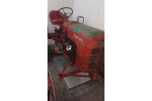 Oldtimer Traktor Schlepper