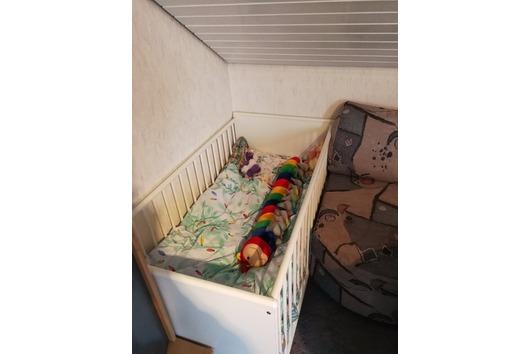 Baby Bett mit