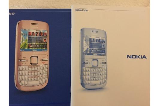Nokia. C3-00