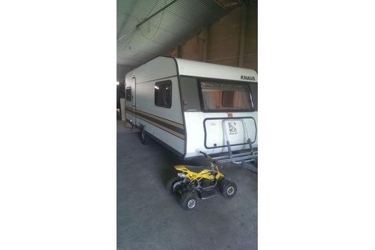 Wohnwagen NUR 5.