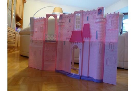 Schloss Barbie Barbiesschloss