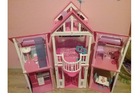 Barbie Traumhaus / Villa