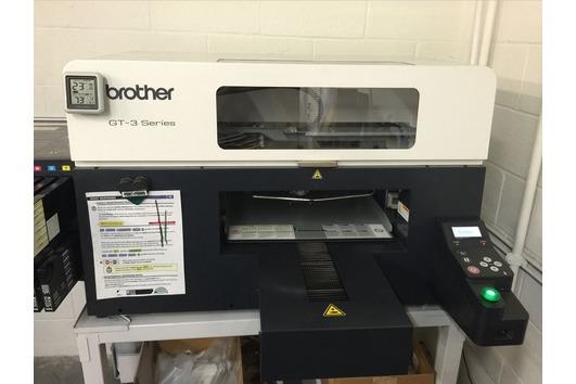 Textildrucker Brother GT-
