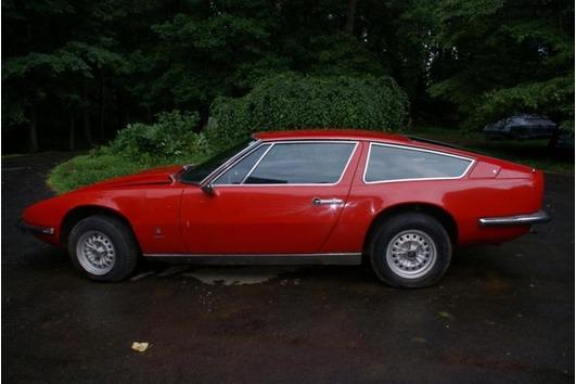 Maserati Projektauto