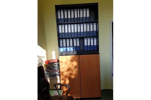 Schreibtisch Kirschbaum - Gewerbe & Business - gebraucht kaufen ...