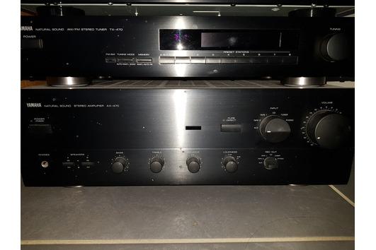 Yamaha Anlage