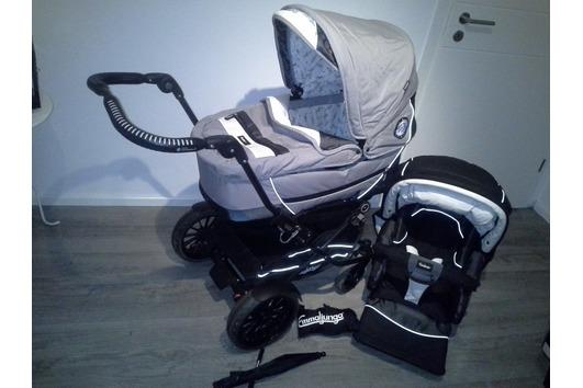Emmaljunga Kinderwagen Nitro