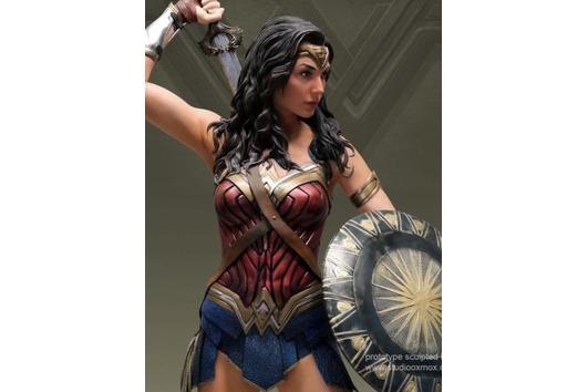 Wonder Woman Life-