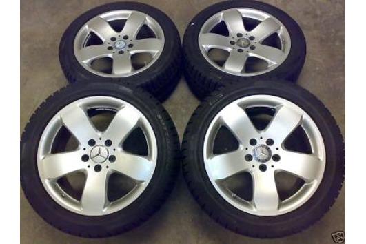 Mercedes Reifen mit