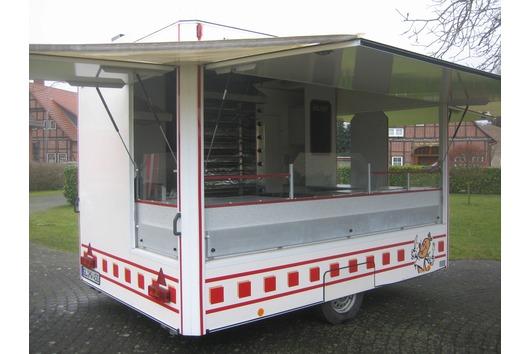 Imbisswagen Imbissanhänger Verkaufswagen