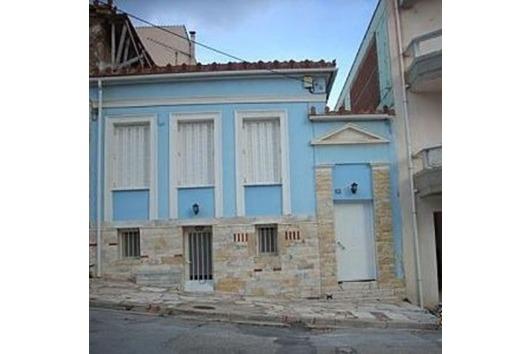 Traditionelles Steinhaus in