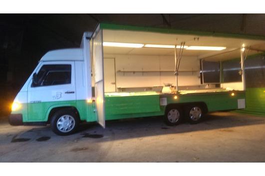 Verkaufsfahrzeug - Verkaufsmobil - Gewerbe
