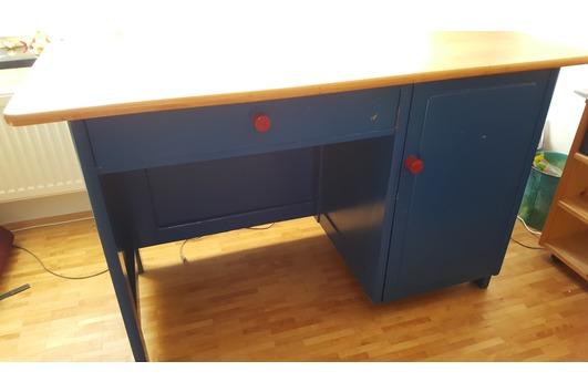 Schreibtisch Liebhaberstück Massivholz