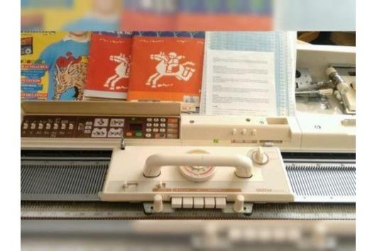 Brother Computer Strickmaschine