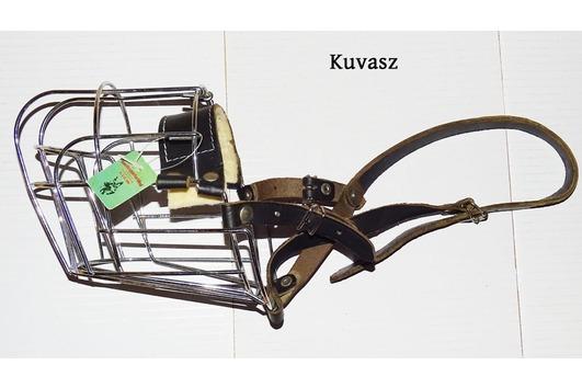 Maulkorb für Kuvasz
