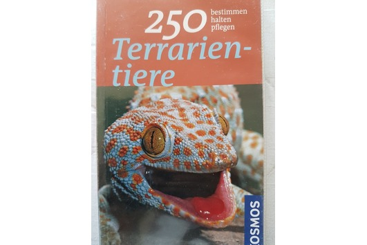250 Terrarientiere bestimmen