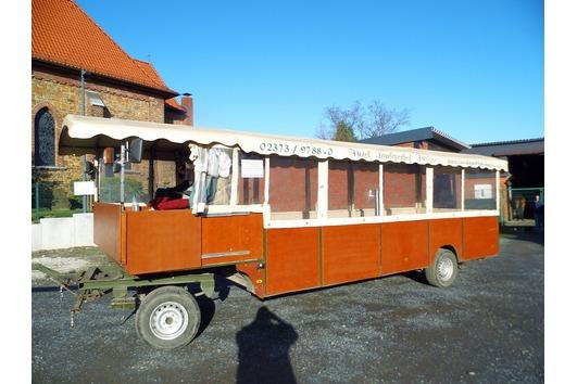 Planwagen Kremser
